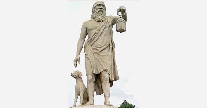 Διογένης ο Κυνικός (412 - 323 Π.Χ.)