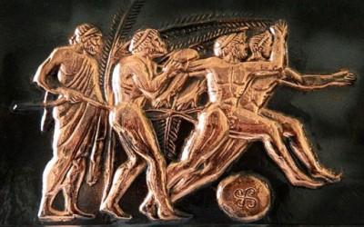 Ο δρομέας που έδωσε την ζωή του για να φέρει το ιερό πυρ των Δελφών στις Πλαταιές