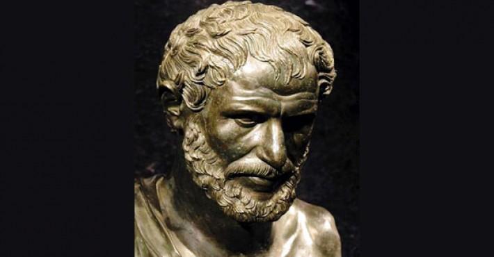 Ηράκλειτος ο Εφέσιος (544-484 Π.Χ.)