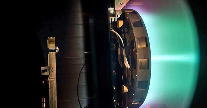 Ρεκόρ επιδόσεων από διαστημικό κινητήρα που προορίζεται για αποστολή στον Άρη
