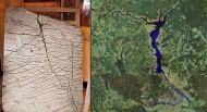 Χάρτες ηλικίας 120.000 ετών