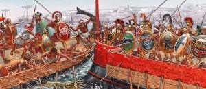 Αλάλια 60 ελληνικά πλοία νικούν 120 εχθρικά με ένα μυστικό όπλο