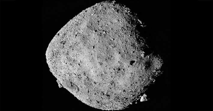 Νερό στην επιφάνεια του αστεροειδούς Bennu