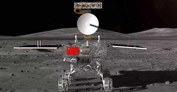 Η Κίνα έγραψε ιστορία στο διάστημα, Πάτησε πρώτη στη «σκοτεινή» πλευρά της Σελήνης