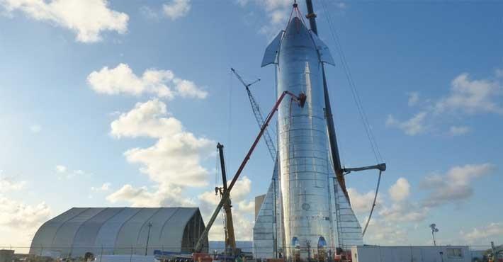 Το Starship θα είναι πλέον η βασική προτεραιότητα της SpaceX