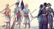 Ο αφορισμός των αγωνιστών της επαναστάσεως