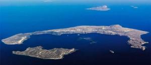 Η αρχαία έκρηξη του ηφαιστείου της Θήρας πιθανώς έγινε μεταξύ 1600 -1550 π.Χ