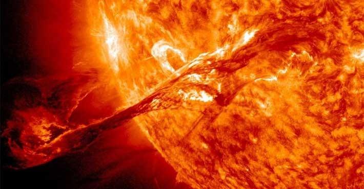 Ισχυρή ηλιακή καταιγίδα θα χτυπήσει την Γη