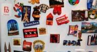 Οι Διακοσμητικοί μαγνήτες στα ψυγεία