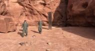 Εξαφανίστηκε μυστηριωδώς ο μονόλιθος που βρέθηκε στη Γιούτα