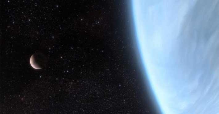 Έλληνας αστρονόμος ανακάλυψε νερό σε αέρια μορφή σε εξωπλανήτη