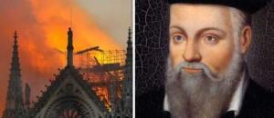 Είχε προβλέψει ο Νοστράδαμος την καταστροφή στην Παναγία των Παρισίων;