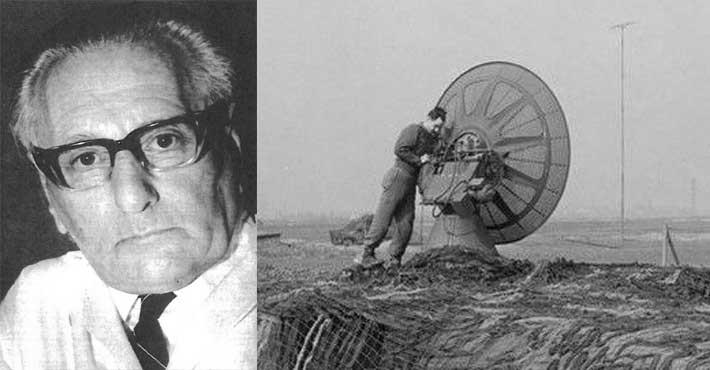 Παύλος Σαντορίνης, Ο Έλληνας που ανακάλυψε το ραντάρ