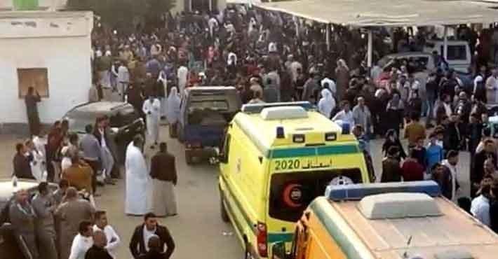 Μακελειό στην Αίγυπτο, Σούφι... η μυστικιστική θρησκεία