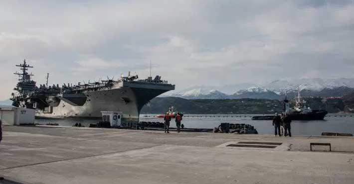 Συνεργασία ΕΛΛΑΔΑΣ - ΗΠΑ σε άμυνα και ασφάλεια