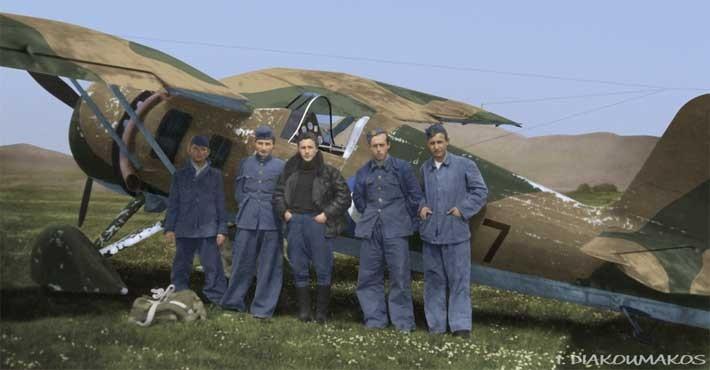 H Αερομαχία των Τρικάλων…Γιατί οι Μαχητές των Αιθέρων γεννιούνται!