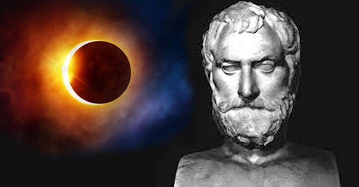 Θαλής ο Μιλήσιος (624-546 Π.Χ.)