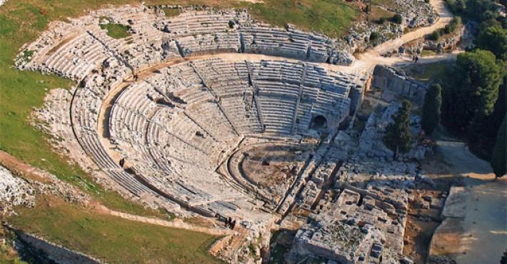 Κατάλογος Ελληνικών Θεάτρων (Ι)