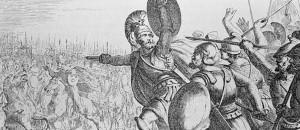 Οι Έλληνες νικούν και σταματούν τους Γερμανούς στις Θερμοπύλες 254 μ.Χ.